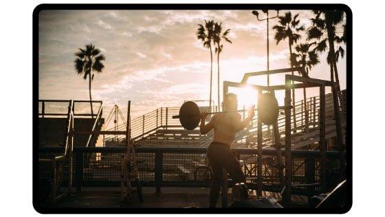 Muskelaufbau Zunehmen